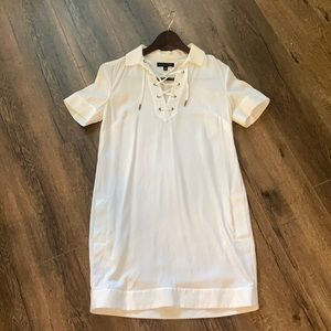 Banana republic short sleeve dress